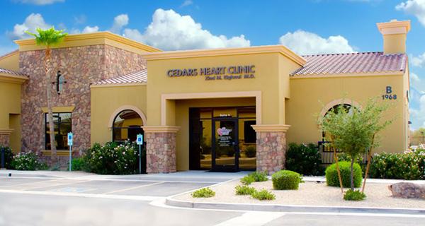 Cedars Heart Clinic Casa Grande, AZ Office