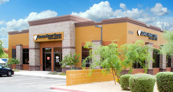 Cedars Heart Clinic Chandler, AZ Office